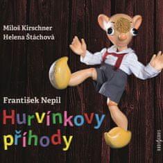 Kirschner Miloš, Helena Štáchová: Hurvínkovy příhody - CD