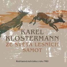 Various: Karel Klostermann: Ze světa lesních samot - MP3-CD