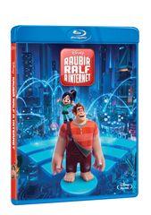 Raubíř Ralf a internet - Blu-ray