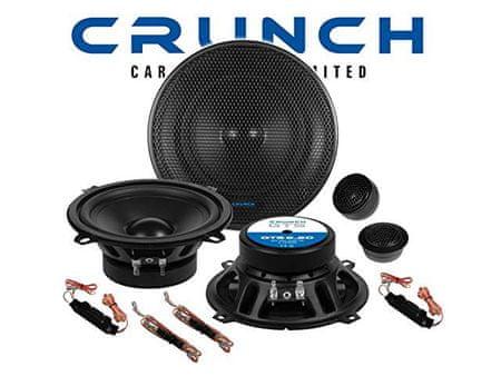 Crunch avtozvočmiki GTS5.2C