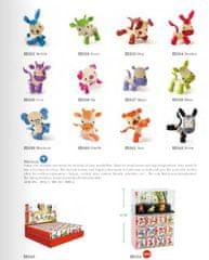 Hape Toys mini živalice iz Bambusa, sestavljene