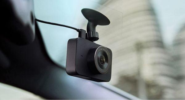 Xiaomi Mi Dash Cam 1S, Full HD, mikrofon, reproduktor, časová smyčka
