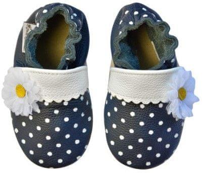 Rose et Chocolate cipele za djevojčice s cvijećem, 18,5, plave