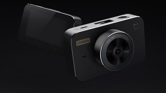 Xiaomi Mi Dash Cam 1S, širokoúhlý objektiv, noční vidění, monitoring parkování