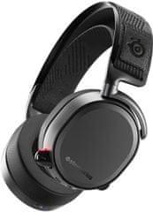 SteelSeries Arctis Pro Wireless, černá (61473)