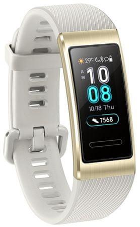 Huawei opaska fitness Band 3 Pro, złota