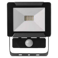 EMOS reflektor LED IDEO z czujnikiem ruchu, 10 W neutralna biel