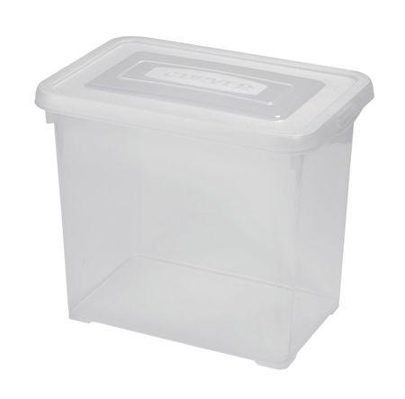 CURVER Handy box 15L átlátszó