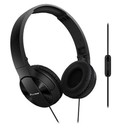 Pioneer slušalke SE-MJ503T-K
