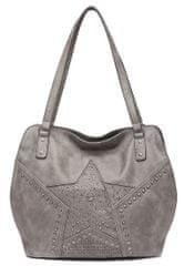 Tamaris dámská šedá taška Alea Shopping Bag 3190192
