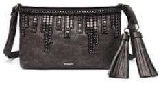 Tamaris tmavě šedá crossbody kabelka Aleika Crossbody Bag 3211192