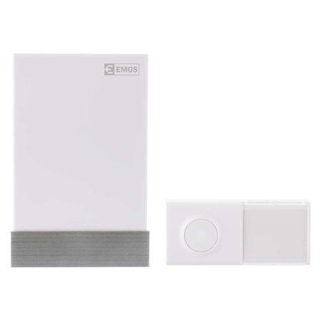 EMOS Bezbatériový domový bezdrôtový zvonček P5726
