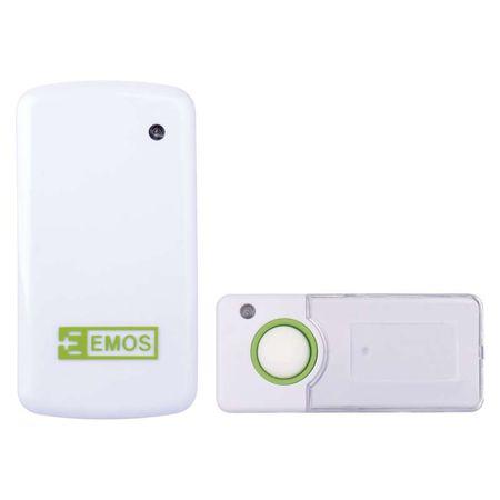 EMOS Domový bezdrôtový zvonček P5740