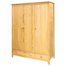 IDEA nábytek Skříň 3dveřová TORINO