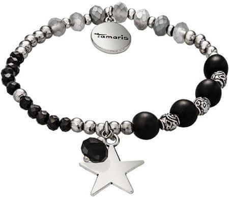 Tamaris Karkötő Tamaris Babsy ezüst fekete TF006