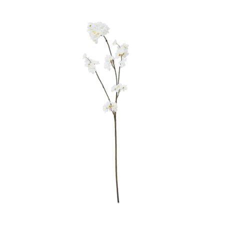 Butlers Větvička kvetoucí třešeň 84 cm - krémová