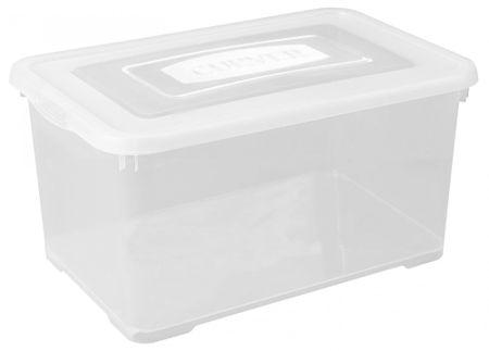 CURVER Handy doboz 50 l átlátszó