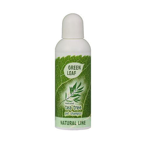 Green Leaf Bio šampon s Tea tree olejem Green Leaf 250ml