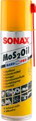 Sonax odstranjevalec rje MoS 2 Oil NanoPro, 300 ml