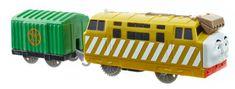 Fisher-Price zmotoryzowany pociąg Diesel 10