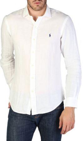 Ralph Lauren pánská košile M bílá