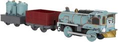 Fisher-Price Nowi Przyjaciele (lokomotywa + 2 wagony) Lexi