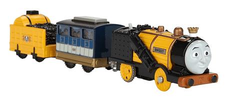 Fisher-Price Új barátok (Gőzmozdony + 2 vagon) Runaway Stephen