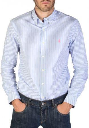 Ralph Lauren pánská košile M světle modrá