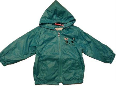 Carodel dívčí bunda 92 modrá