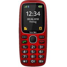 Beafon mobilni telefon SL360, rdeč - Odprta embalaža