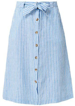 s.Oliver dámská sukně 34 modrá