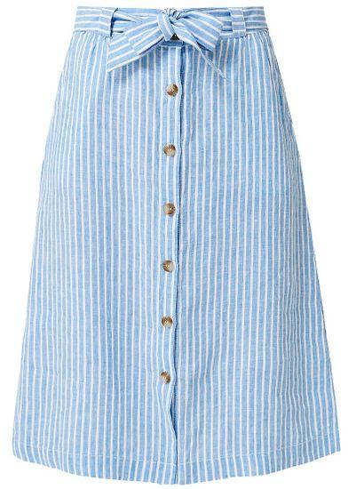 s.Oliver dámská sukně 40 modrá