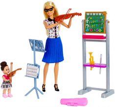 Mattel zestaw Barbie Skrzypaczka, seria Zawody