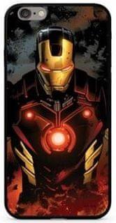 MARVEL Iron Man 023 Premium Glass Zadní Kryt pro iPhone 7/8 Multicolored MPCIMAN7803