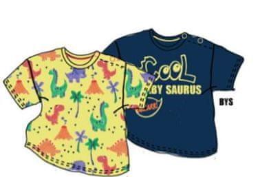 Carodel 2 db-os gyerek póló szett 74 színes