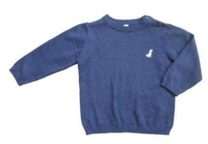 Carodel chlapecký svetr 68 modrá