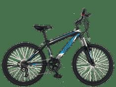 Legoni dječji bicikl Pino 24'', crno-plavi