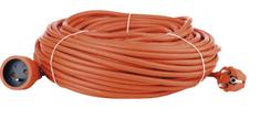 Emos Prodlužovací kabel – spojka 40 m, oranžový