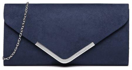 Tamaris Brianna Clutch Bag ženska večerna torbica 3077192, temno modra