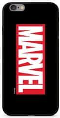 MARVEL etui ochronne 005 Premium Glass na iPhone X Black, MVPCV2105