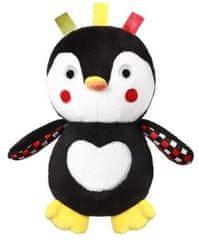 BabyOno Plyšová hračka Tučniačik Connor, 16 cm