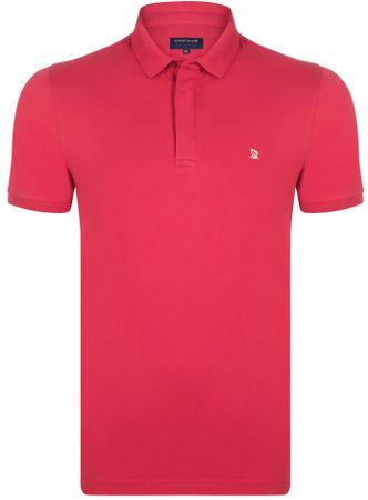 Giorgio Di Mare férfi pólóing GI7887772 M piros