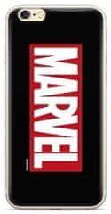 MARVEL 001 Zadní Kryt Black pro Samsung A920 Galaxy A9 2018 MVPC112