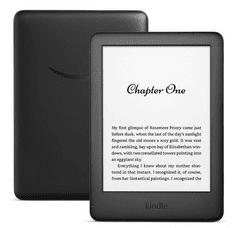 Amazon E-bralnik Kindle 2019 SP, 15,24 cm, 4 GB, WiFi, 167dpi, črn