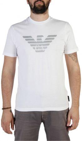 Emporio Armani pánské tričko S bílá