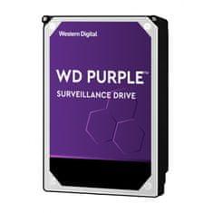 WD trdi disk Purple, 10TB, SATA 3, 6Gb/s, 7200, 256MB