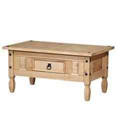 Konferenčný stolík CORONA vosk 163910
