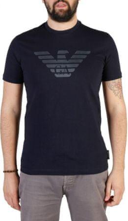 1c719ec23276 Emporio Armani pánské tričko L modrá