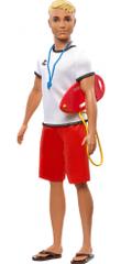 Mattel Barbie Ken Povolání Záchranář