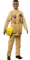 Mattel Barbie Ken Povolání Hasič